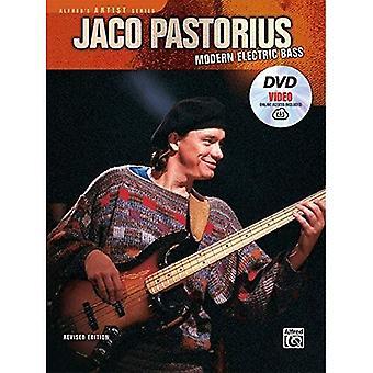 JaCo Pastorius - Nowoczesny elektryczny bas: książki, DVD & Online wideo (Alfred's artysty)
