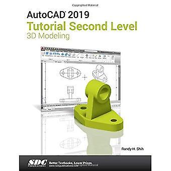 AutoCAD 2019 Tutorial Second Level 3D Modeling