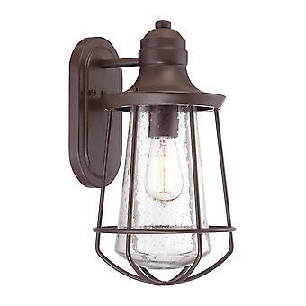 QZ/MARINE/Marine une lanterne de lumière QZ/MARINE/médium murale - Elstead éclairage Qz / QZ/MARINE/Marine / MARINE/QZ/M