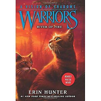 Krigere: En Vision af skygger #5: flod af ild (krigere: en Vision af skygger)