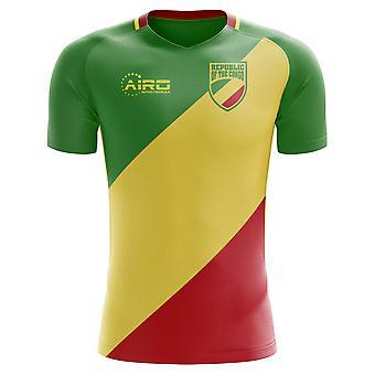 2020-2021 Koszulka piłkarska Republika Konga Home Concept