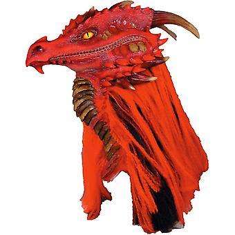 Brimstone Dragon Premiere Mask For Adults