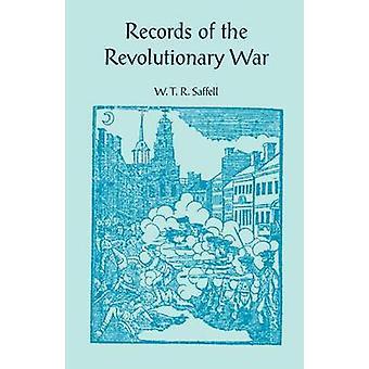 Poster av det revolutionära kriget av Saffell & W. T. R.