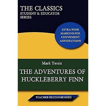 Huckleberry Finnin seikkailut klassikoita opiskelija kouluttaja sarjan Twain & Mark