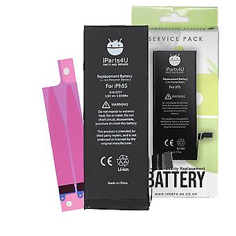 For iPhone 5S - Battery Replacement - 1560 mAh | iParts4u
