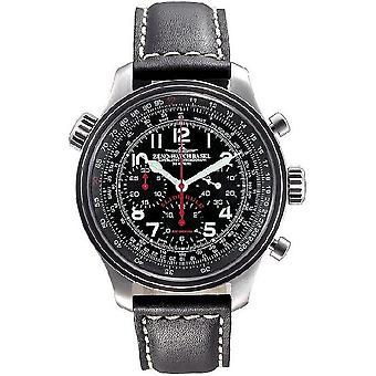 Zeno-watch mens watch OS slide rules slide rule chronograph 2020 8557CALTH-a1
