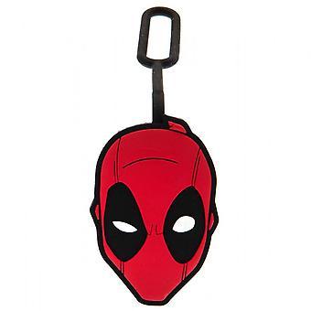 Marvel Deadpool Bagaj Etiketi