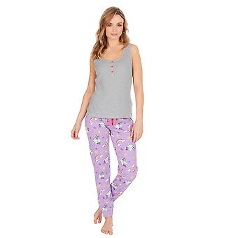 Forever Dreaming Womens/Ladies Frenchicorn Pyjamas