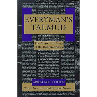 Everyman's Talmud (New edition of Revised edition) by Abraham Cohen -