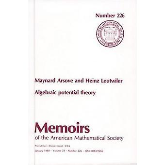 Algebraic Potential Theory - 9780821822265 Book