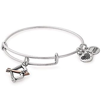 Alex and Ani Cupid's Bow Charm Bangle Bracelet