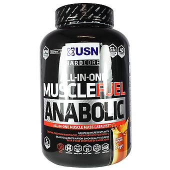 USN Muscle Fuel Anabolic 4kg Banana