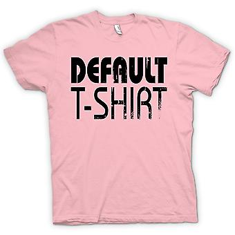 Womens T-shirt - Default T Shirt - Cool Funny