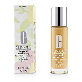 Clinique Beyond Perfecting Foundation & Concealer - # 8.25 Oat (MF-G) 30ml/1oz