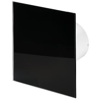 100mm Capteur d'humidité ExtraitUr Fan TRAX Front Panel Wall Ceiling Ventilation