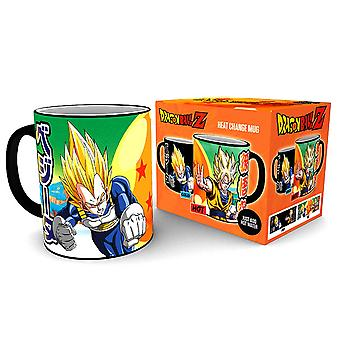 Dragon Ball Z Saiyans Heat Changing Mug