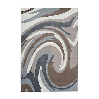 Tapis Modern Color Swatches Gradient Carpets Salon Taupe Brown Beige Blue
