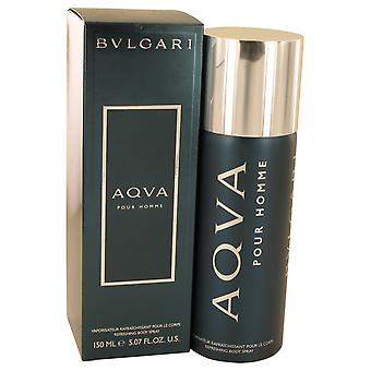 Bvlgari Aqva pour homme verfrissende body spray 150ml