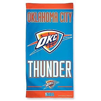 Wincraft NBA Oklahoma City Thunder beach towel 150x75cm