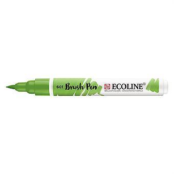 Talens Ecoline Liquid Watercolour Brush Pen - 601 Light Green