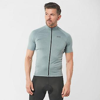 New Gore Men's C3 Cycling Jersey Blue