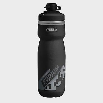 New Camelbak Podium Dirt Series Chill Water Bottle 620ml Black