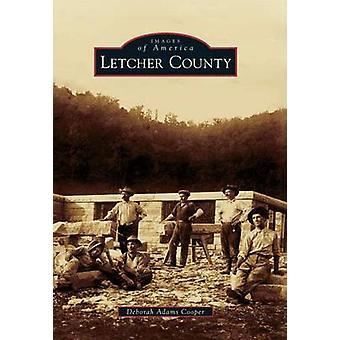 Letcher County by Deborah Adams Cooper - 9780738587592 Book