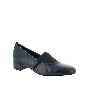 David Tate Womens Glanna Leather Closed Toe Mary Jane Pumps