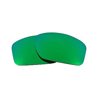 Polarized Replacement Lenses for Oakley Valve Sunglasses Green Anti-Scratch Anti-Glare UV400 by SeekOptics