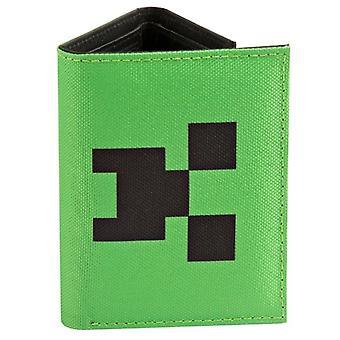 Minecraft Wallet-Creeper
