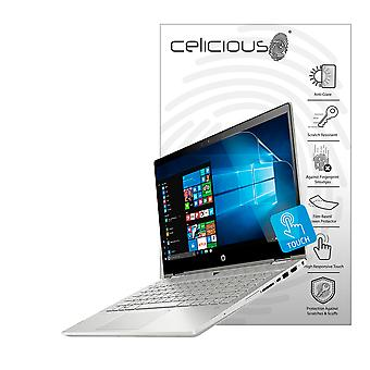 Celicious mat anti-Glare Screen Protector Film Compatible avec HP Pavilion x360 14 CD0018TU [Pack 2]