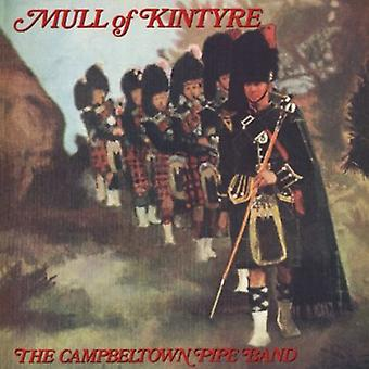 Campbeltown Pipe Band - Mull of Kintyre [CD] USA import