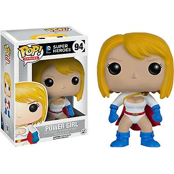 DC Comics Power Girl Pop! vinile m