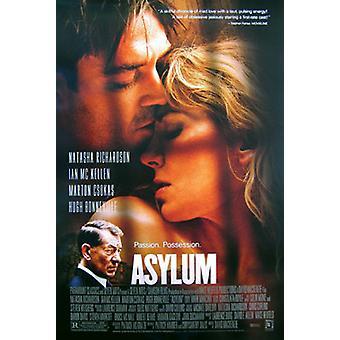 Asyl (single Sided Regular) Original Kino Poster