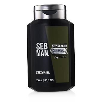 Sebastian Seb Man The Smoother (Acondicionador Hidratante) 250ml/8.45oz