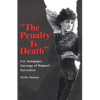 La pena è la morte: U.S.Newspaper copertura di esecuzioni di donne