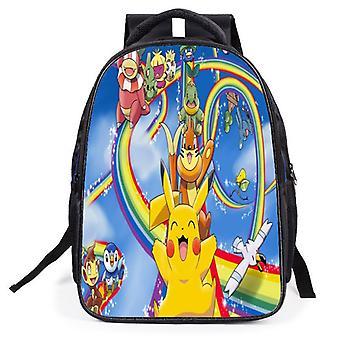 Pokémon/Pikachu rugzak voor kinderen-nr 3