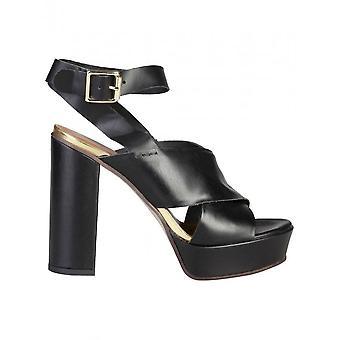 Pierre Cardin - Shoes - Sandal - CELIE_NERO - Women - Schwartz - 41