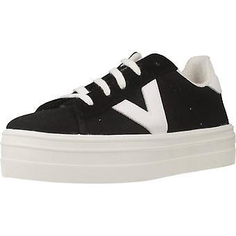 Sapatos Victoria 1092125 Cor Preto