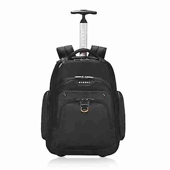 Everki Atlas Wheeled Laptop Backpack 13-17.3in Adaptable Compartment