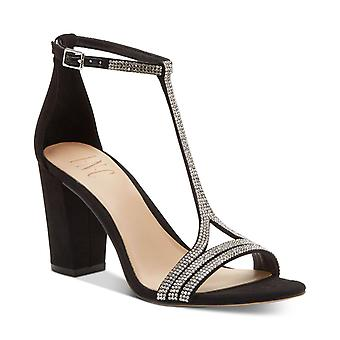 INC International Concepts Womens Keyla Open Toe Ankle Strap Classic Pompes