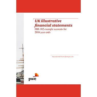 UK GAAP ILLUSTRATIVE FINANCIAL STATEMENT