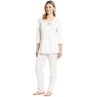 Féraud 3191133 Naiset's Couture kirjailtu pyjama setti