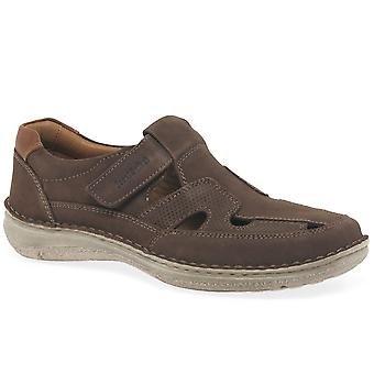 Josef Seibel Anvers 81 Hombres Extra Wide Fit Zapatos