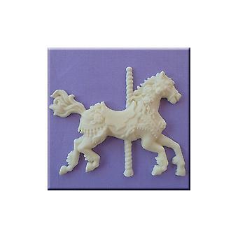 Alphabet Moulds - Carousel Horse