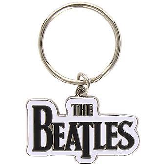 Beatles Drop T logo Metal avaimen perä