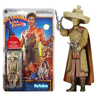 Big Trouble in Little China Thunder ReAction Figure