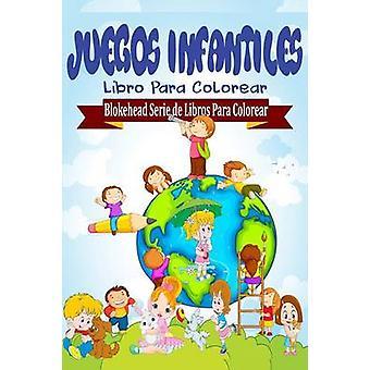 Juegos Infantiles Libro para Colorear van El Blokehead