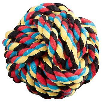 Arppe כדור כותנה בנוגס (כלבים, צעצועים & ספורט, ללעוס צעצועים)