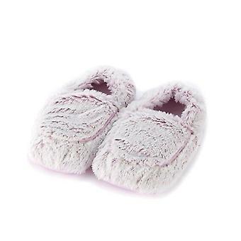 Warmies Roze Marshmallow Slippers